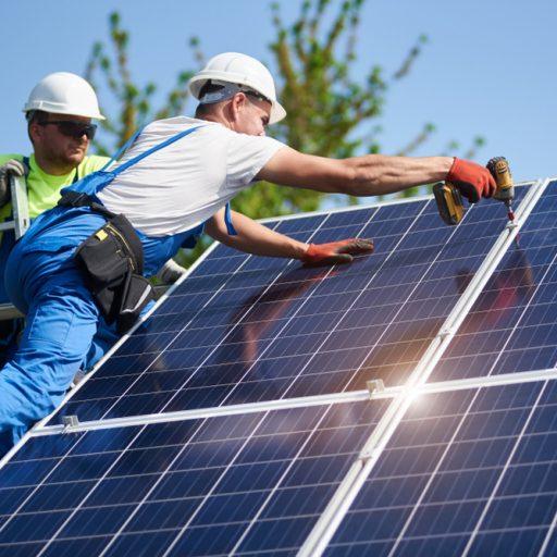 Solaranlage kaufen Installation