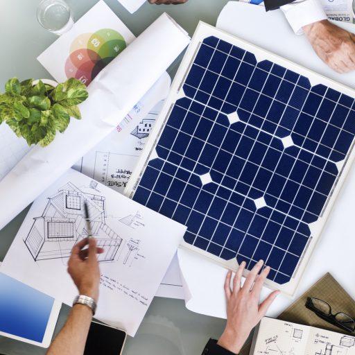 Solaranlage kaufen Planung