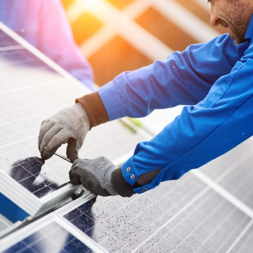 Solaranlage kaufen Wartung